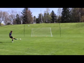 5 Essential Finishing Drills To Become a Clinical Strikeеr _ Score More Goals Usi