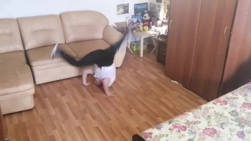 Bboy Sonic X Hype Spin