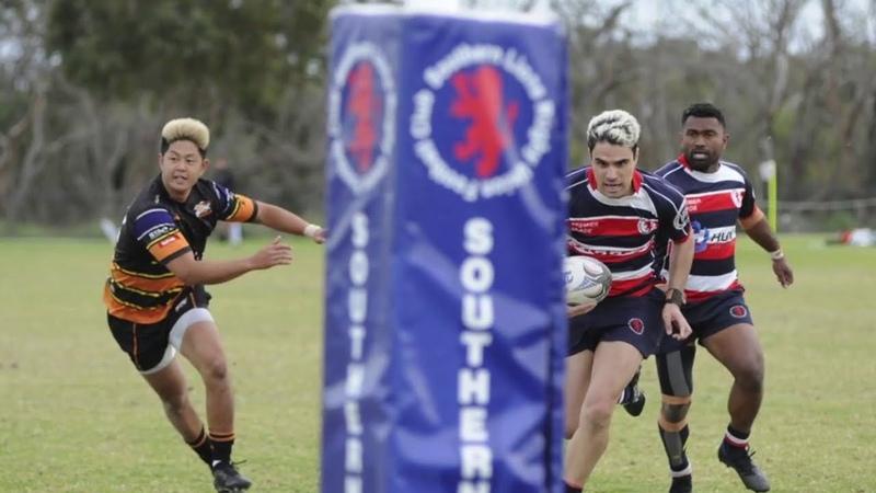 Perth Rugby Clubs and the Southern Lions Premiers V Curtin Uni Aug 2020
