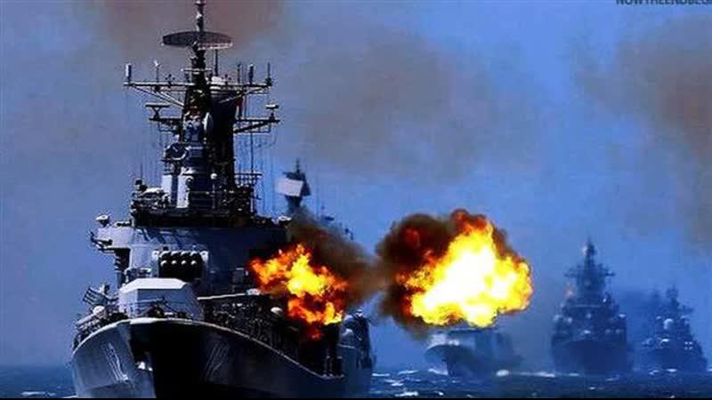 Chine l'US Navy sera visée e Press
