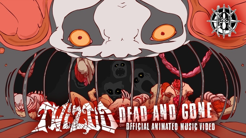 Twiztid Dead Gone Unh Stop Official Animated Music Video Majik Ninja Entertainment