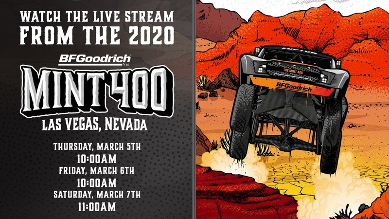 The Mint 400 The Great American Off Road Race Day 3