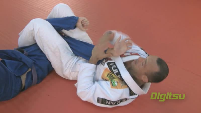 Abmar Barbosa Modified Flower Sweep To Armlock 2