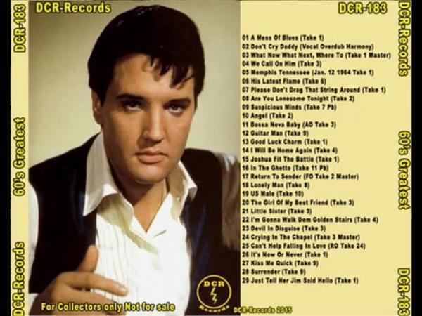 Elvis 60's Greatest