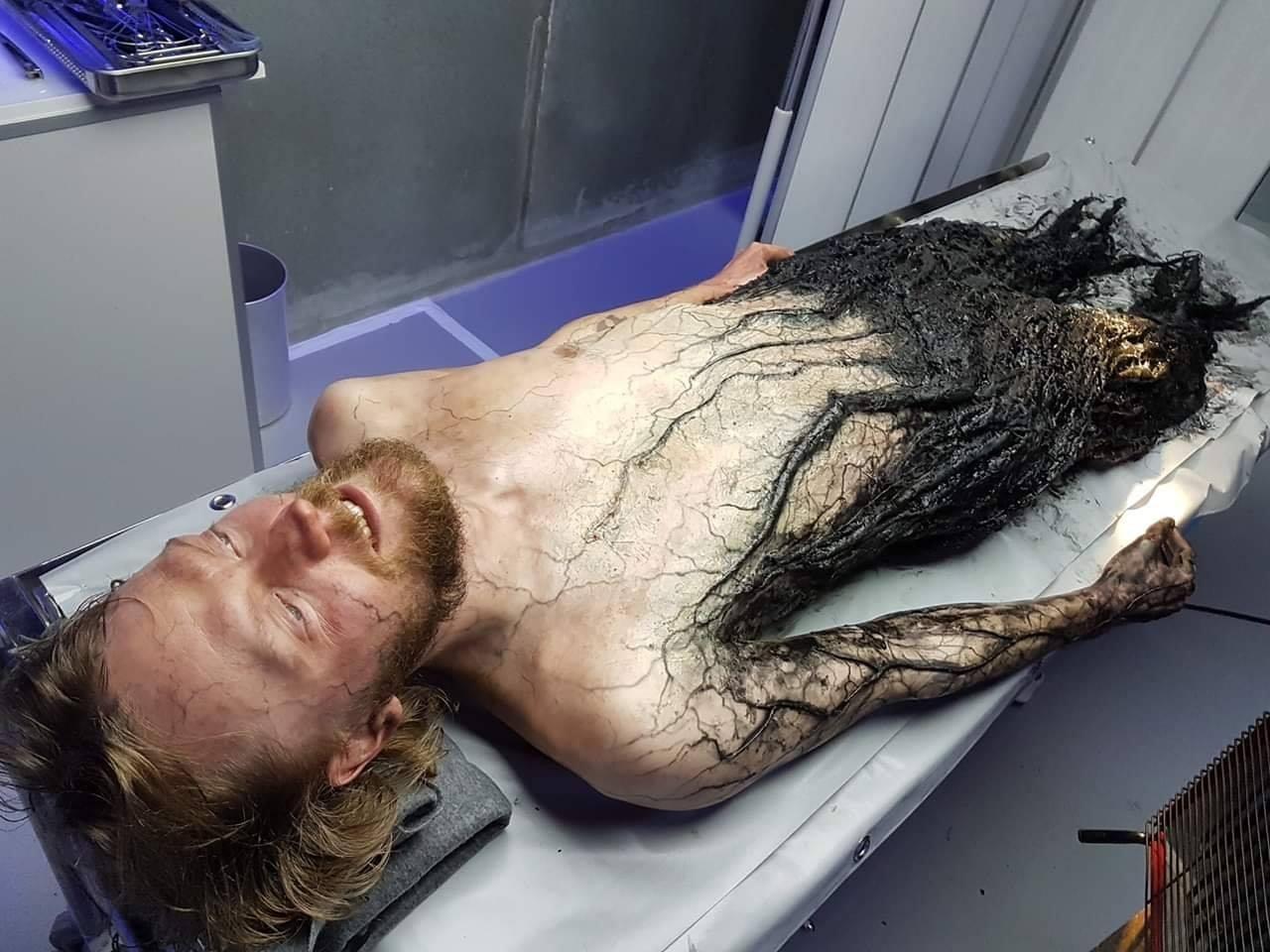 Инфицированный: потрясающая работа датского гримера Anders Lerche во втором сезоне сериала The Rain