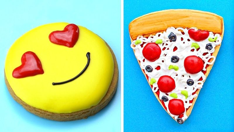So Yummy Cookies Decorating Ideas Most Satisfying Cookies Videos Cookies Style 2020
