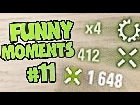 Wot Funny Moments 11 World of Tanks FAILS WINS