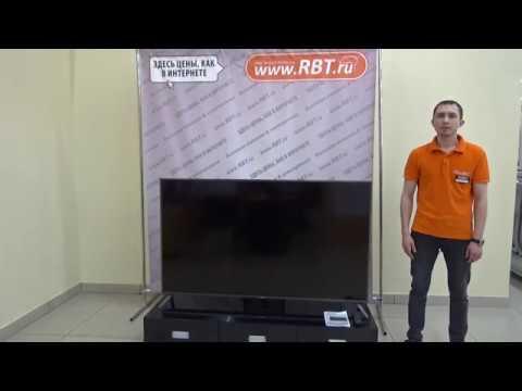 Видеообзор телевизора DOFFLER 65DU47 T2 со специалистом от