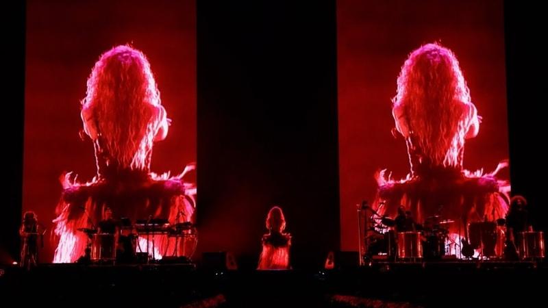 Shakira LaLaLa Waka Waka Live El Dorado World Tour