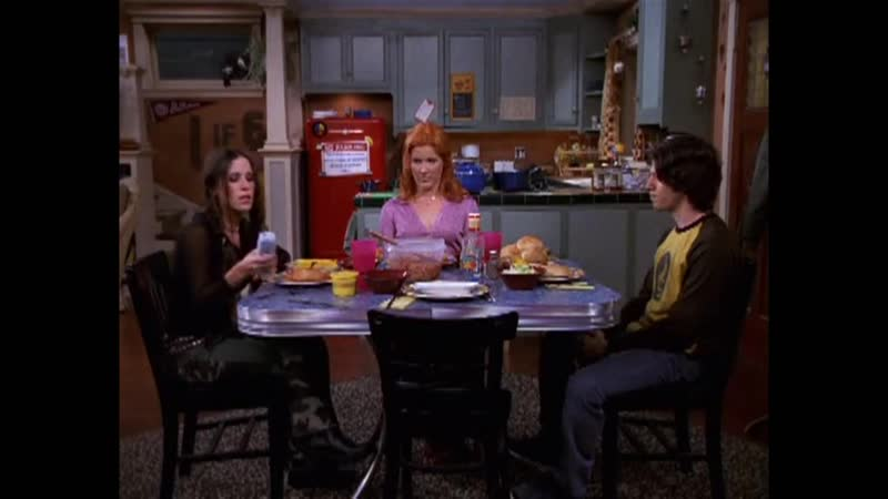 Сабрина Маленькая Ведьма Sabrina the Teenage Witch s6ep09 A Birthday Witch 2002 starring Hanson