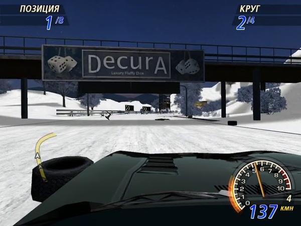 FlatOut 2 Winter Pursuit 25 Special Street Circuits Cup 6 Motor Raceway 3