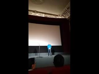 Открытие в Петербурге ретроспективы фильмов японского режиссера Ёдзи Ямада