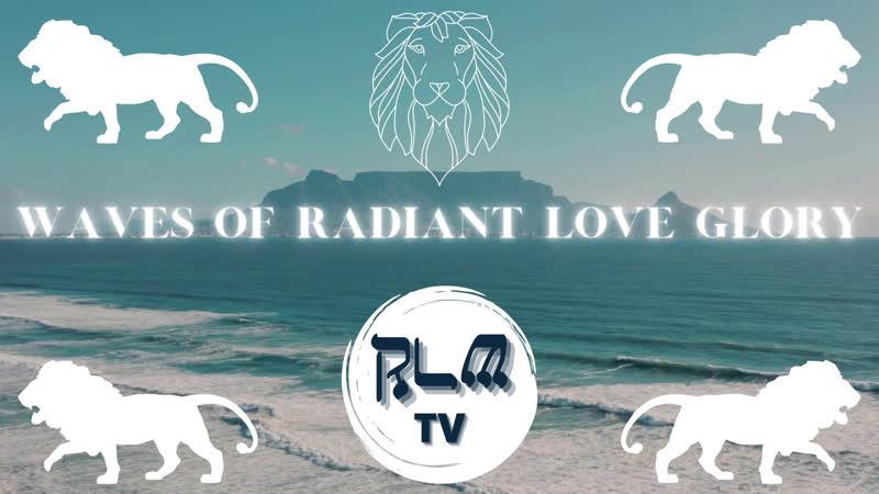 Waves of Radiant Love Glory