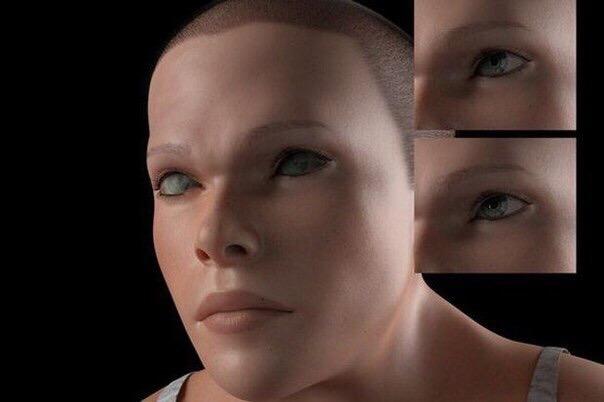 Ученые компании Maple Holistics вместе с дизайнерами и специалистами из Университета Толедо сделали прогноз, как может измениться внешний облик человека к 2100 году Для наглядного примера