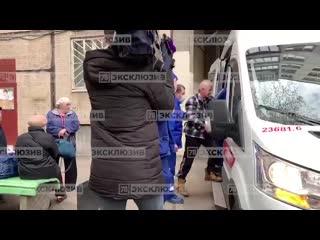 Жильцов дома на Искровском эвакуировали из-за угрожавшего всех взорвать мужчины