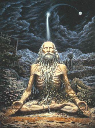 УРОК 98 «ЖИЗНЬ С ШИВОЙ» ЧЕТЫРЕ ШАГА К МЕДИТАЦИИ, изображение №1