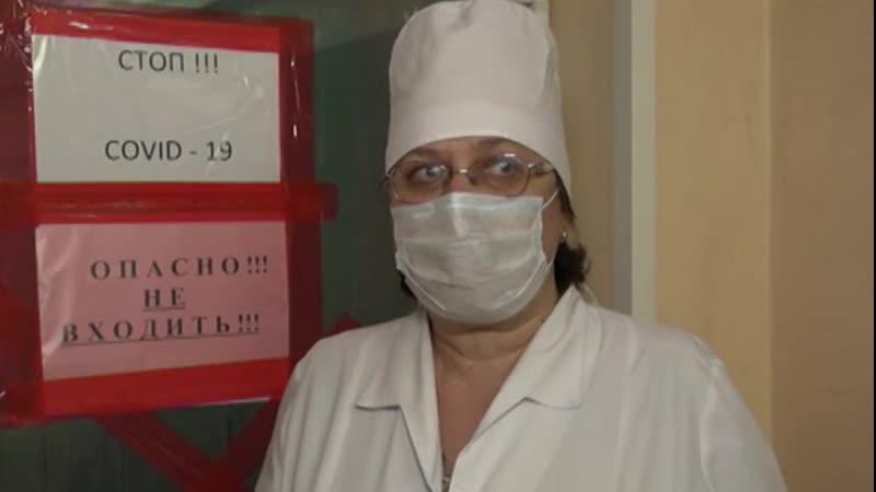 В Лыскове открылся амбулаторный центр диагностики пациентов с подозрением на коронавирус
