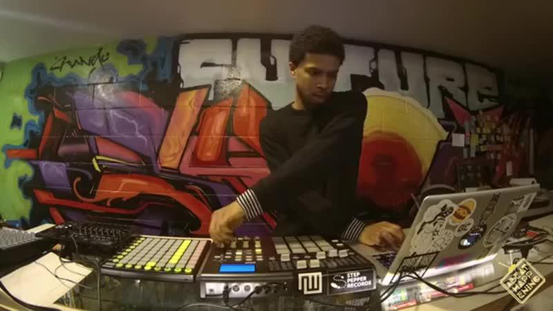 Omari Jazz @ A Beat Happening third sample