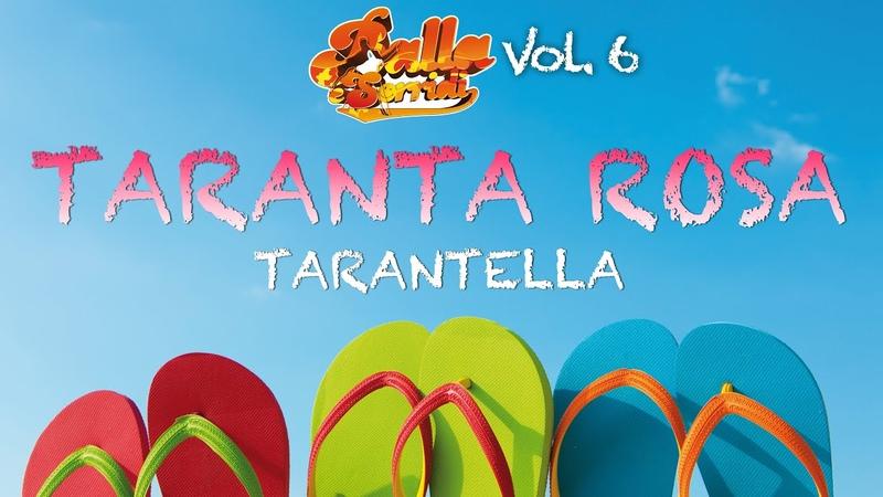TARANTA ROSA - Tarantella dance per fisarmonica - BALLA E SORRIDI VOL. 6 - BALLI DI GRUPPO
