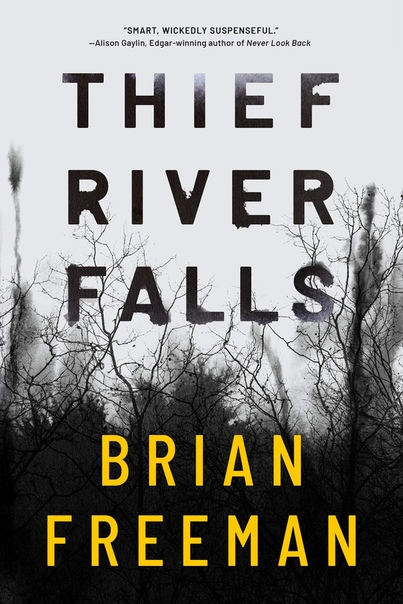 Brian Freeman - Thief River Falls