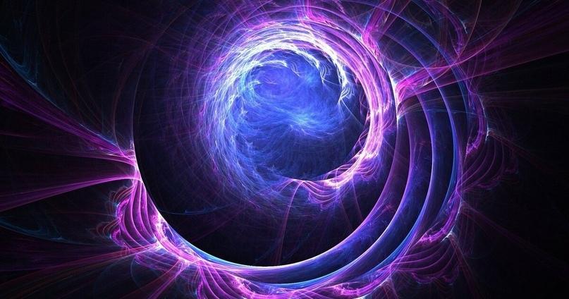 Альфа и Омега в световом луче фиолетовой свечи, изображение №1