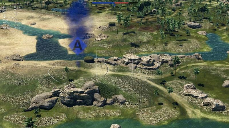 =AFI= vs =PULK= ПБ. War Thunder Realistic Squadron Battle.