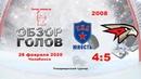 Авангард-08 VS СКА-Юность-08_28.02.20