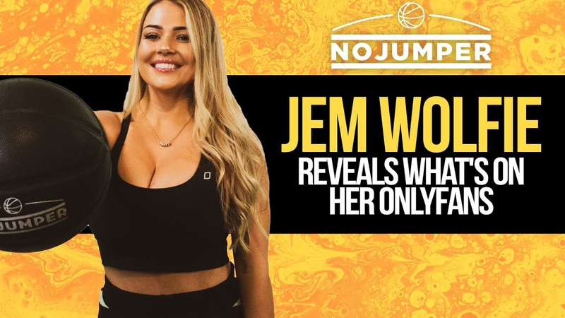 Jem Wolfie Reveals What's on Her Onlyfans