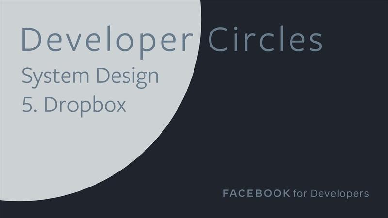 System Design 5 Dropbox