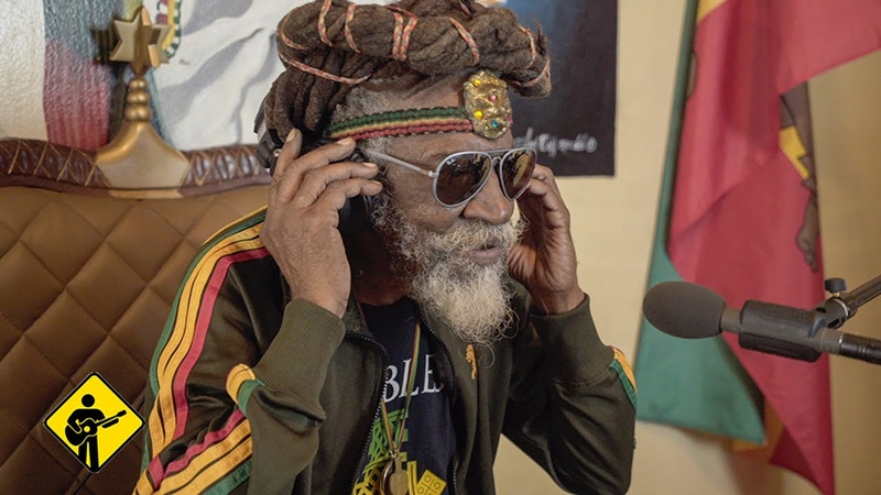 Soul Rebel featuring Bunny Wailer and Manu Chao Song Around The World Playing For Change