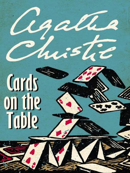 Cards on the Table: a Hercule Poirot novel