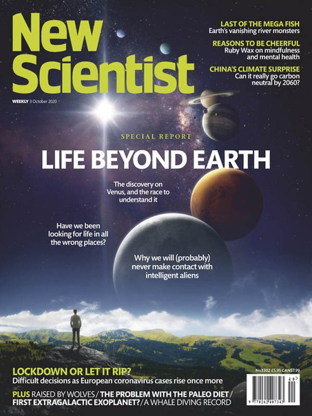 New Scientist Int 3.10.2020