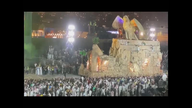 BONFIRE SHOW Riyadh Season Festival 2019