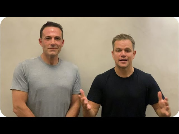 Win Lunch with Matt Damon Ben Affleck in Our Celebrity Sweepstakes Omaze