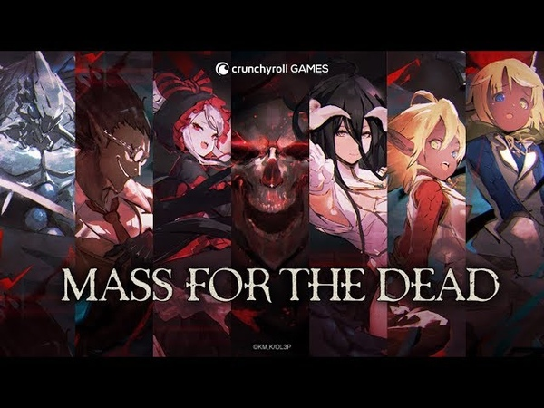 Overlord Mass for the Dead OFFICIAL TRAILER