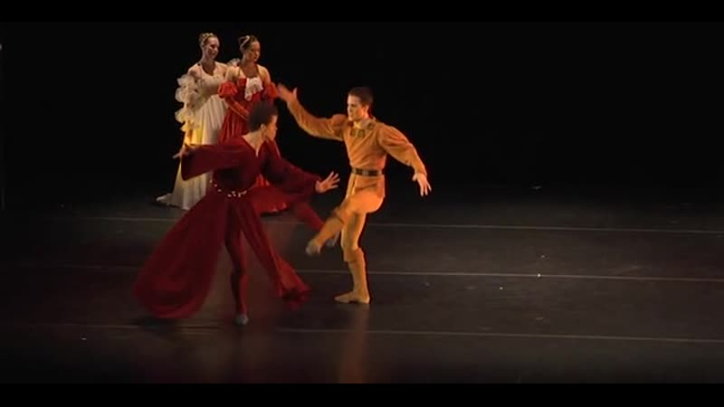 The Moor's Pavane NYCB