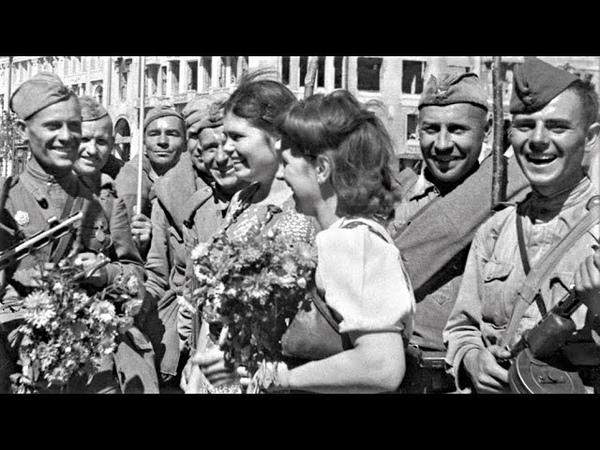 Союзкиножурнал 1943 №55 Харьков освобождён Soviet Newsreel 1943 №55 The Liberation of Kharkov