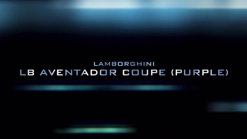 CSR2 LAMBORGHINI LB Aventador Coupe (purple) tune shift (time 7.690)
