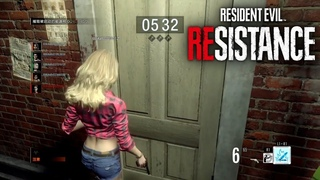 Resident Evil Resistance - NEW GAMEPLAY! Casino & Abandoned Park + William Birkin! No Commentary