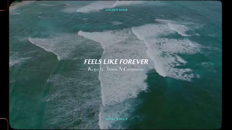 Kygo - Feels Like Forever feat. Jamie N Commons (Official Audio) [obYhybs63Cc]