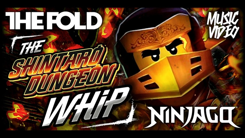LEGO Ninjago Shintaro Dungeon Whip Cole's Lament Official MUSIC VIDEO by TheFoldMusic
