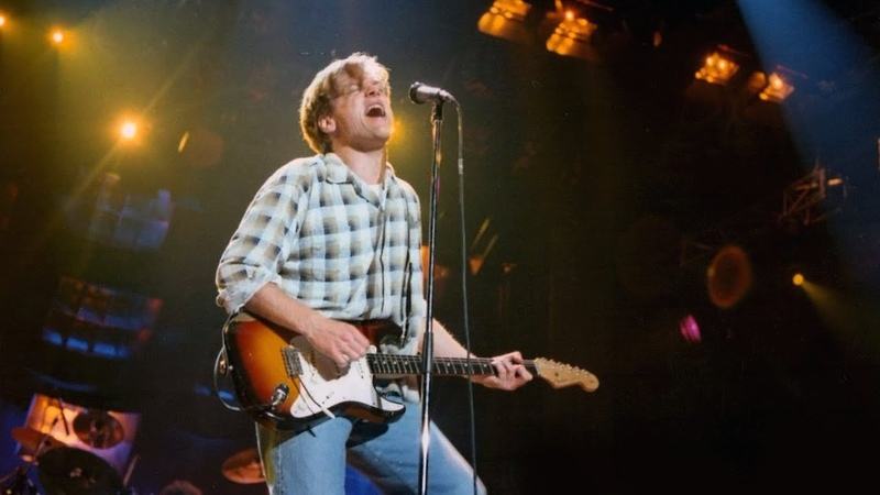 Bryan Adams Don't Drop That Bomb On Me with lyrics from 'Waking Up The Neighbours' 1991