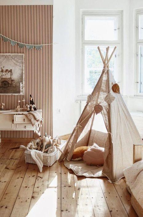 детская в скандинавском стиле