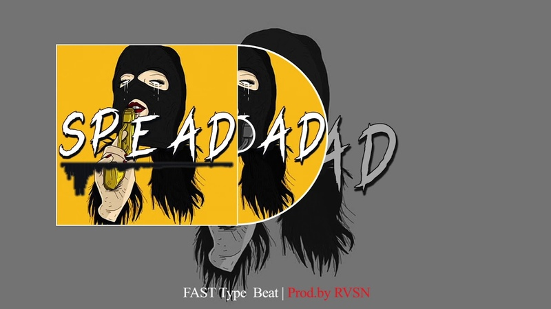 FREE 6IX9INE Type Beat SPEAD Freestyle Type Beat Fast Dark Rap Beat Instrumental