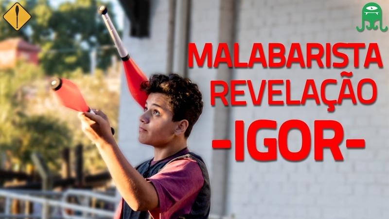MALABARISMO COM CLAVES Igor Vicentini Só Freestyles 8ª temporada
