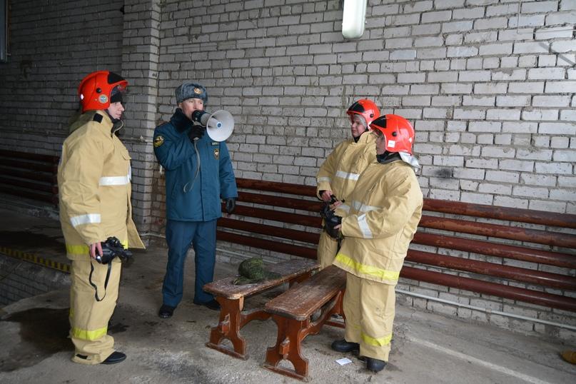В Коврове прошел день открытых дверей посвященный 116-летнему дню рождения пожарного депо., изображение №7