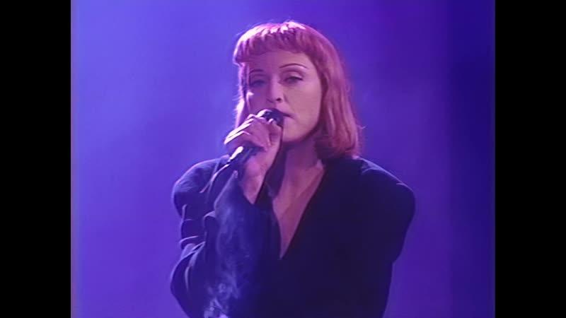 Madonna - Fever ( Live the Arsenio Hall)