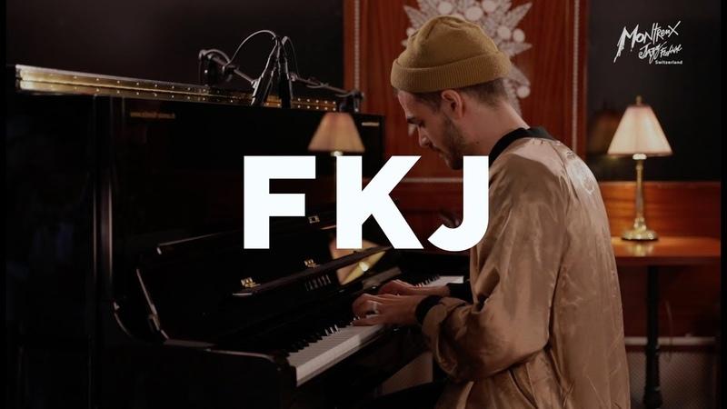 FKJ Piano Solo Live Session Montreux Jazz Festival 2019