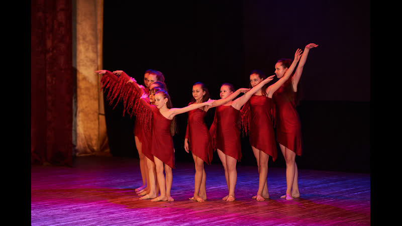 Детский отчетный концерт студии Dance Life в Белгороде Современный эстрадный танец филиал Мега Гринн дети 8 12 лет