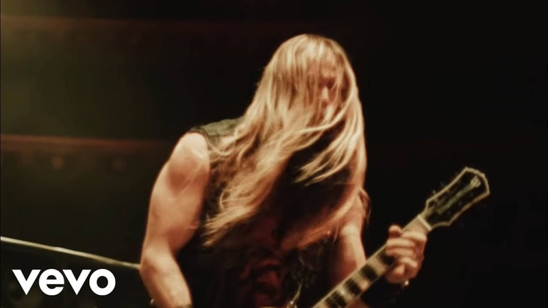 Black Label Society Trampled Down Below Official Video